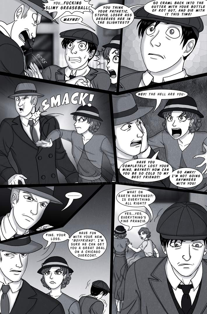 Chapter 1, Page 11: Lapping the Gutter