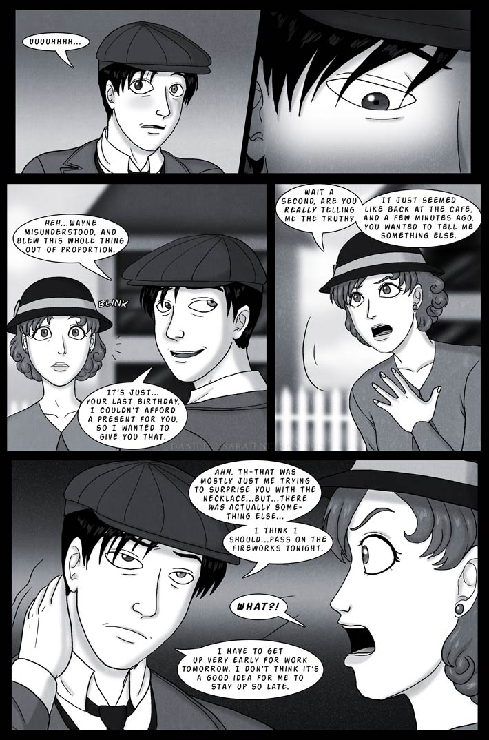 Chapter 1, Page 13: Bailing Out