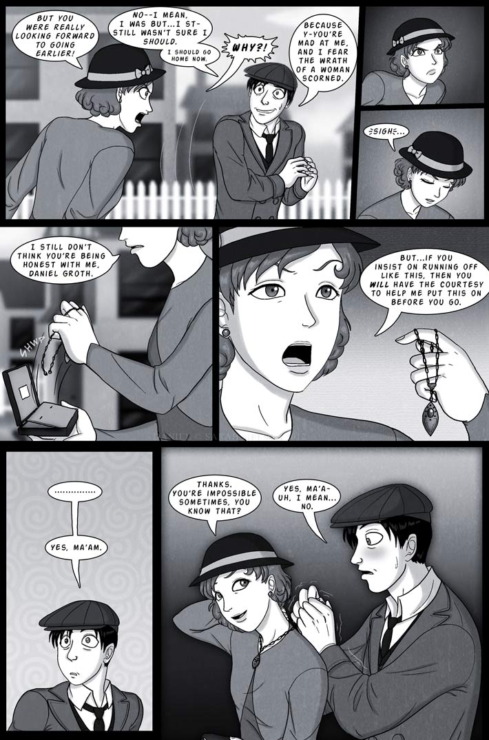 Chapter 1, Page 14: Common Courtesy