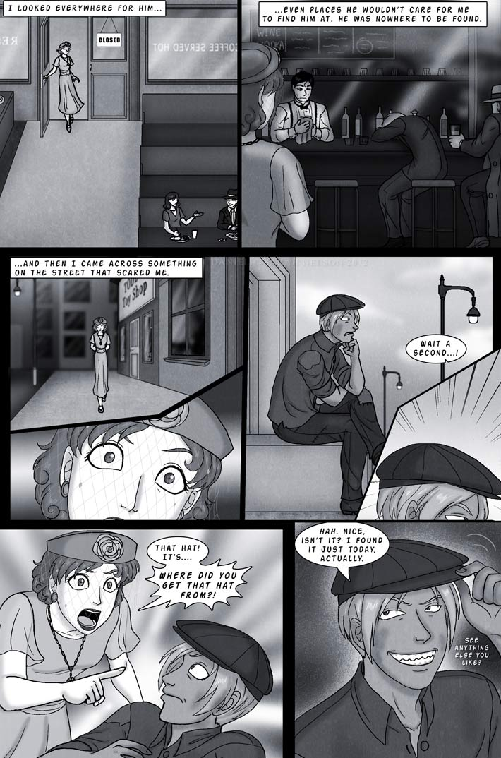 Chapter 1, Page 17: Finders Keepers