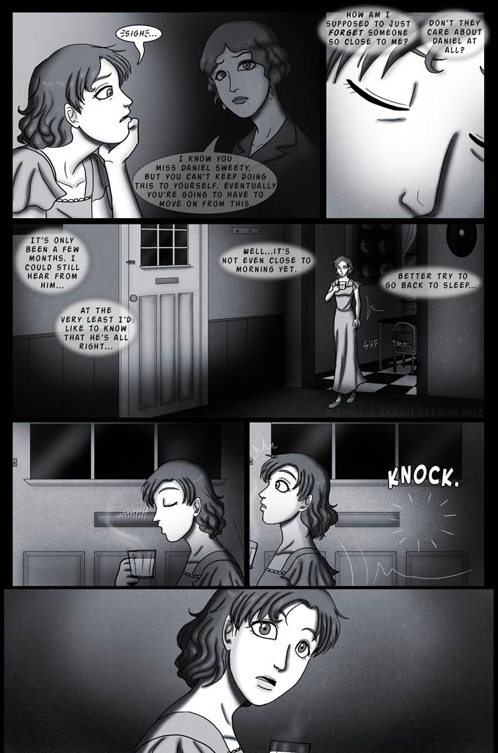 Chapter 2, Page 3: At That Moment…