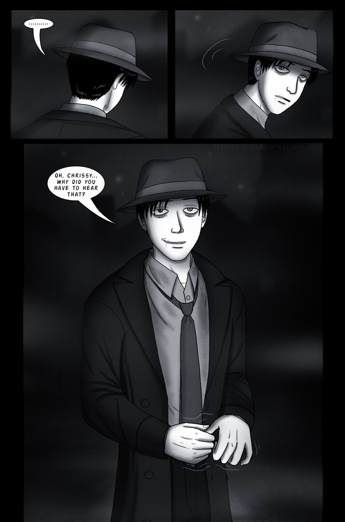 Daniel » Chapter 2, Page 5: Daniel Returns