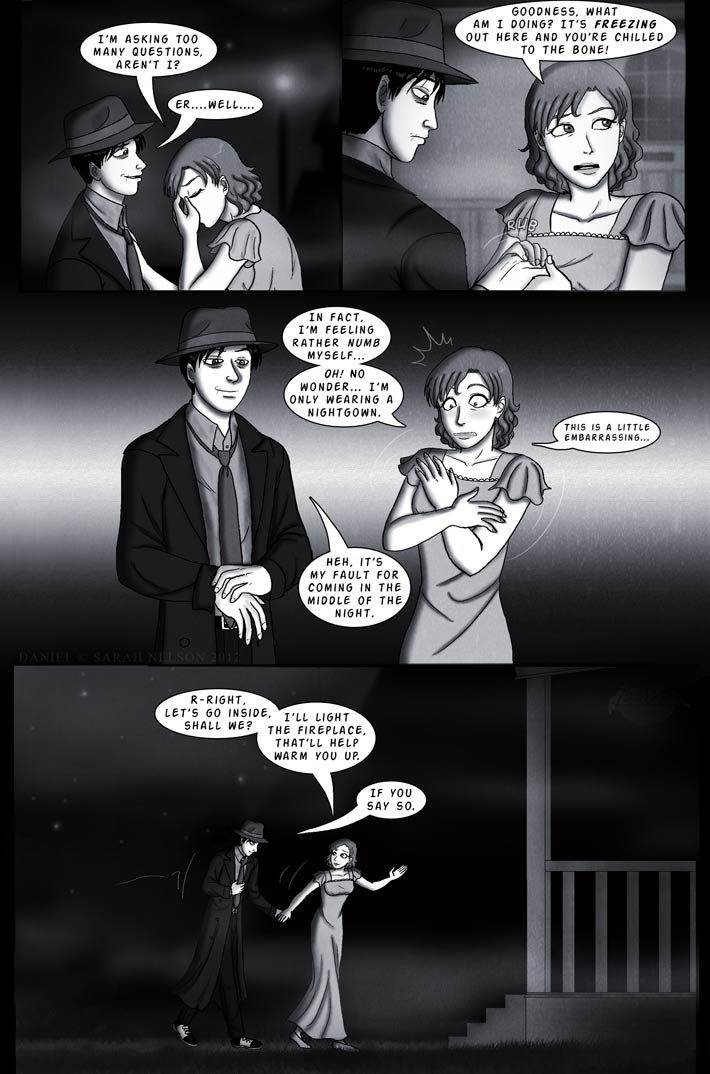 Chapter 2, Page 8: Chilled to the Bone