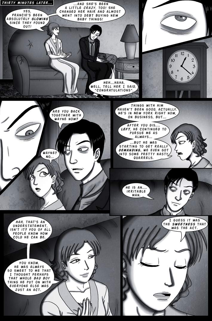 Chapter 2, Page 13: Late Night Chat