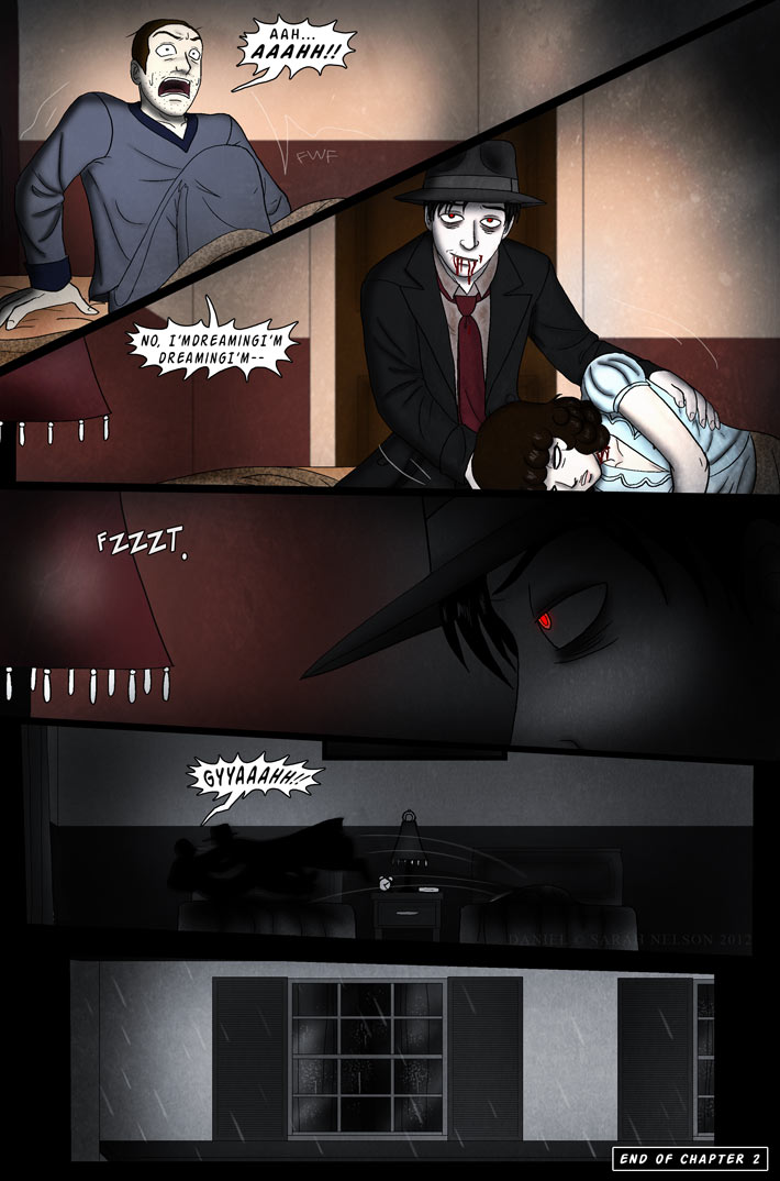 Chapter 2, Page 24: Lights Out