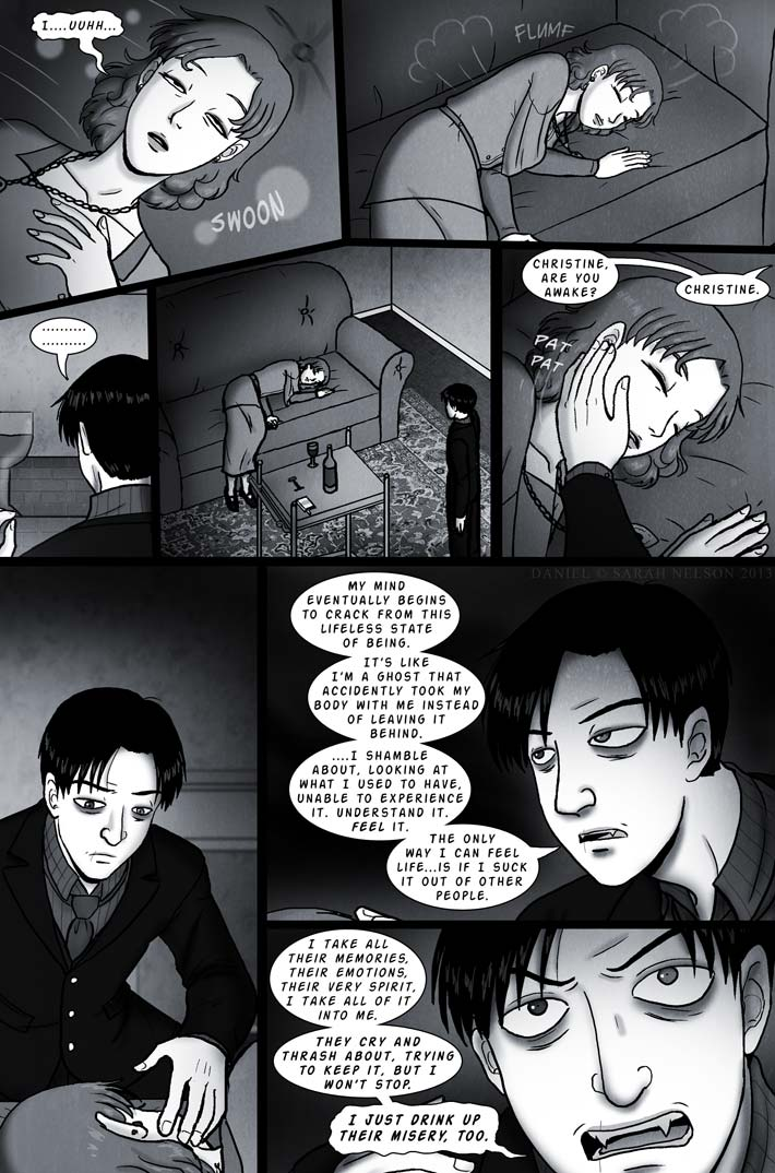 Chapter 3, Page 23: Blood Is Life