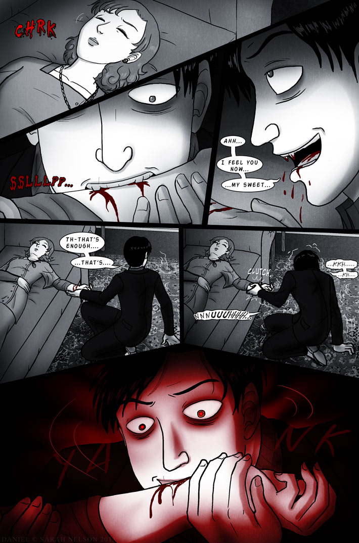 Chapter 3, Page 25: Not Satisfied