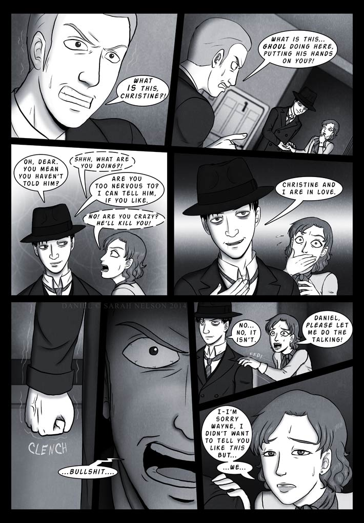 Chapter 4, Page 17: Love Triangle