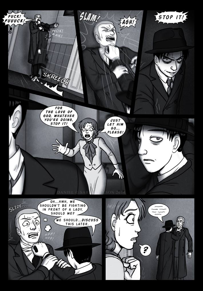 Chapter 4, Page 20: Intimidation