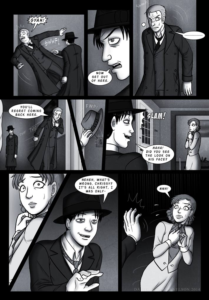 Chapter 4, Page 21: Recoil