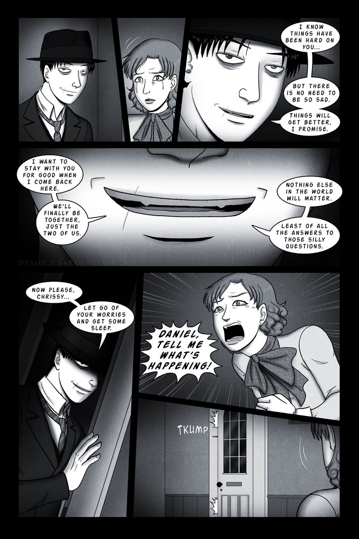 Chapter 4, Page 29: Together At Last