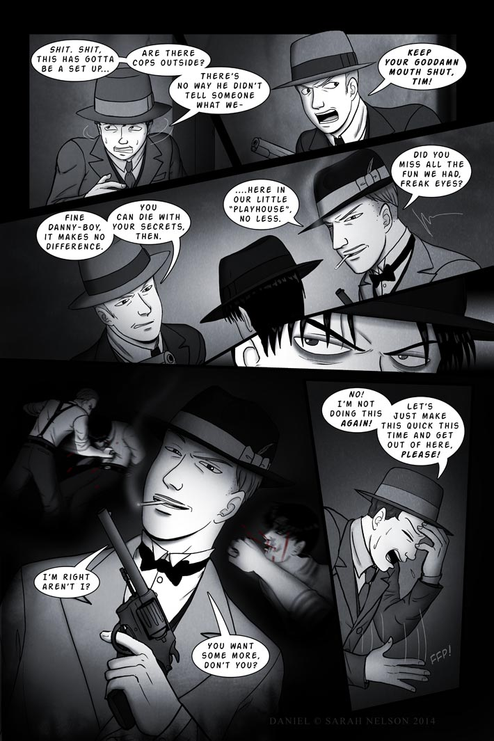 Chapter 5, Page 6: House Of Pain