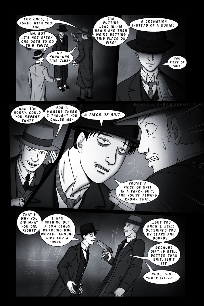 Chapter 5, Page 7: Lower Than Dirt