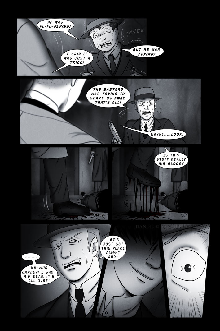 Chapter 5, Page 10: Black Blood