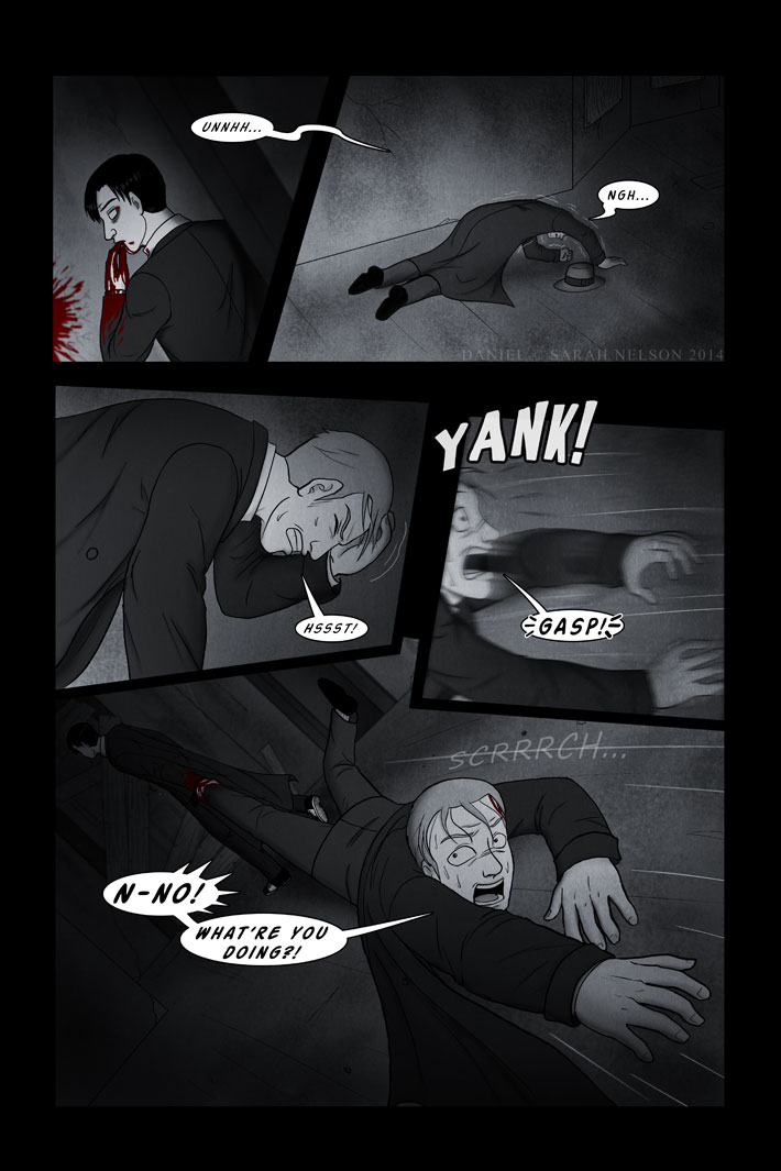 Chapter 5, Page 18: Pulled In