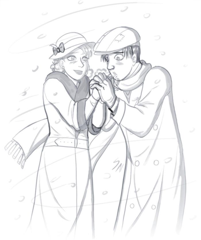 """""""Warmth"""" – Christmas 2014"""