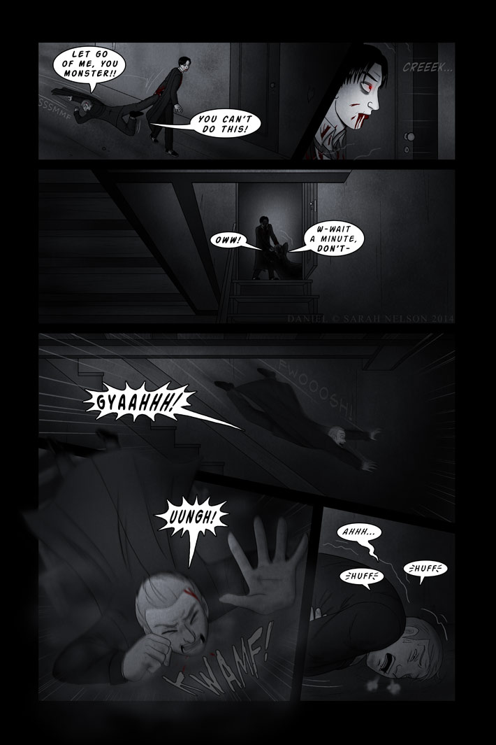Chapter 5, Page 19: The Basement