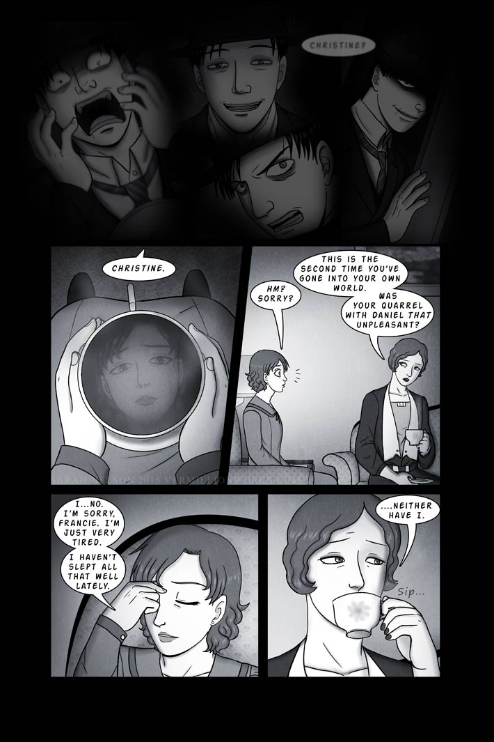 Chapter 6, Page 1: Lost In Thought