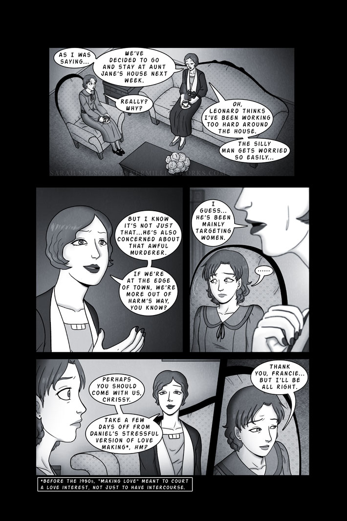 Chapter 6, Page 2: Lurking Danger