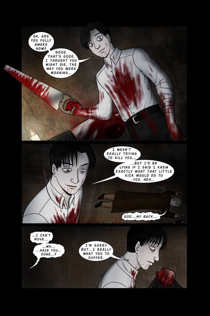 Chapter 6, Page 8: Butcher