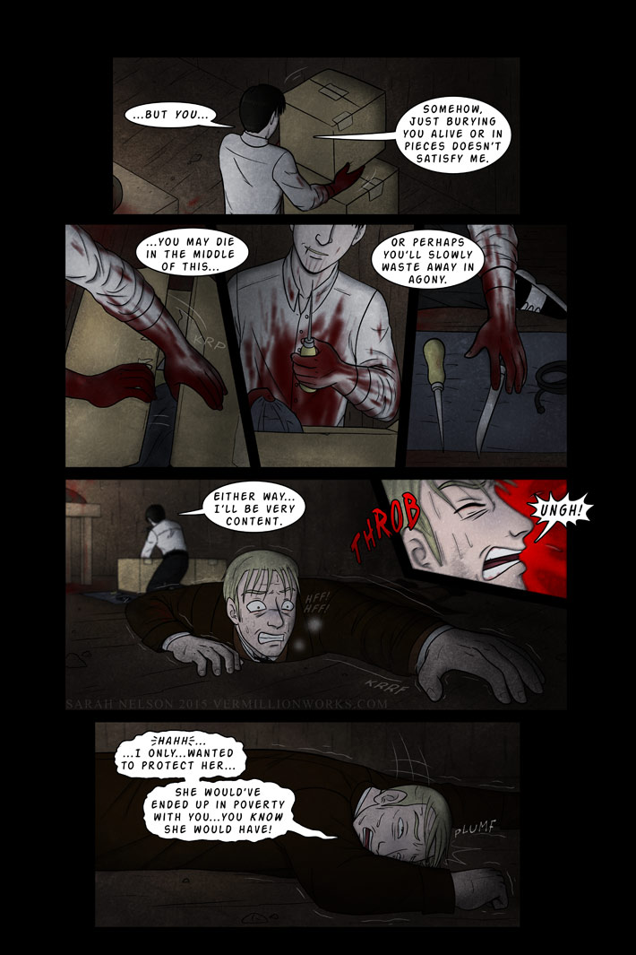 Chapter 6, Page 12: Tools of Torture