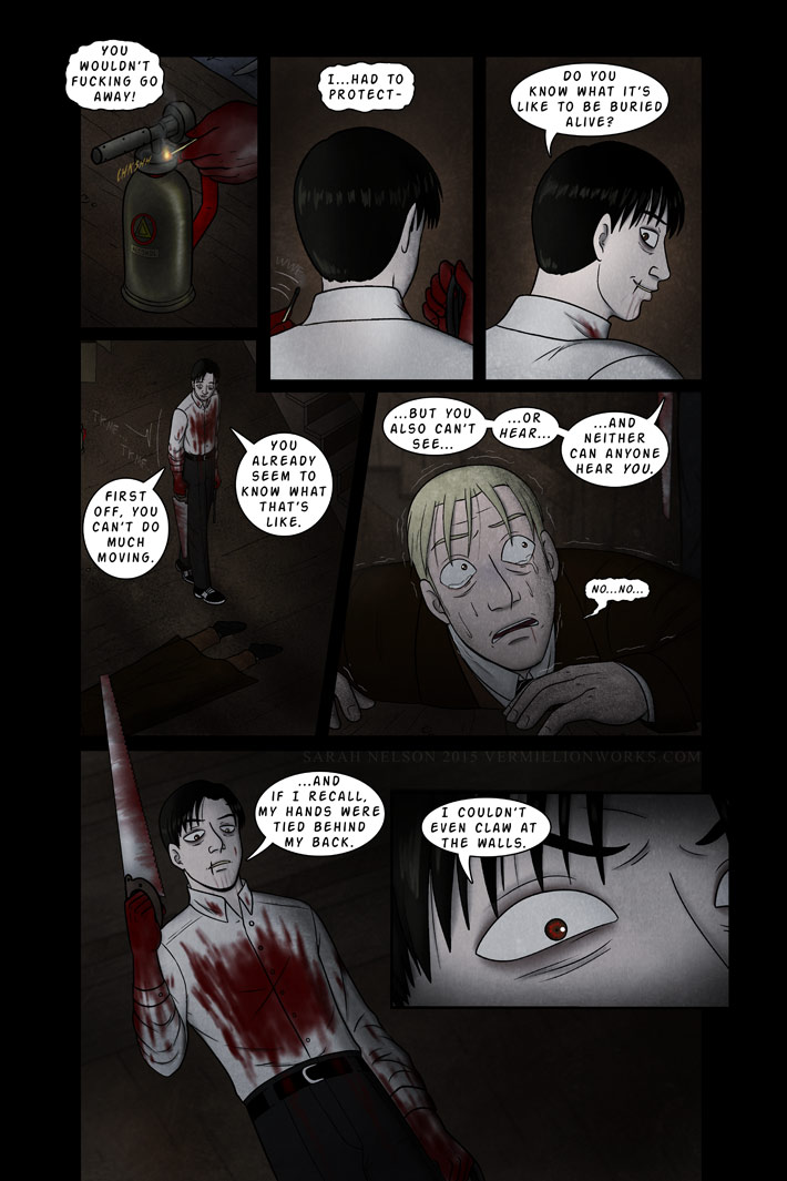 Chapter 6, Page 13: Boxed In