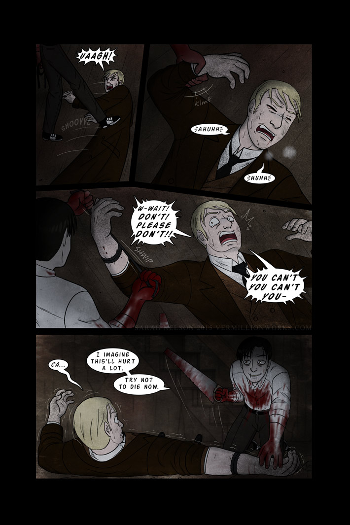 Chapter 6, Page 14: Endure