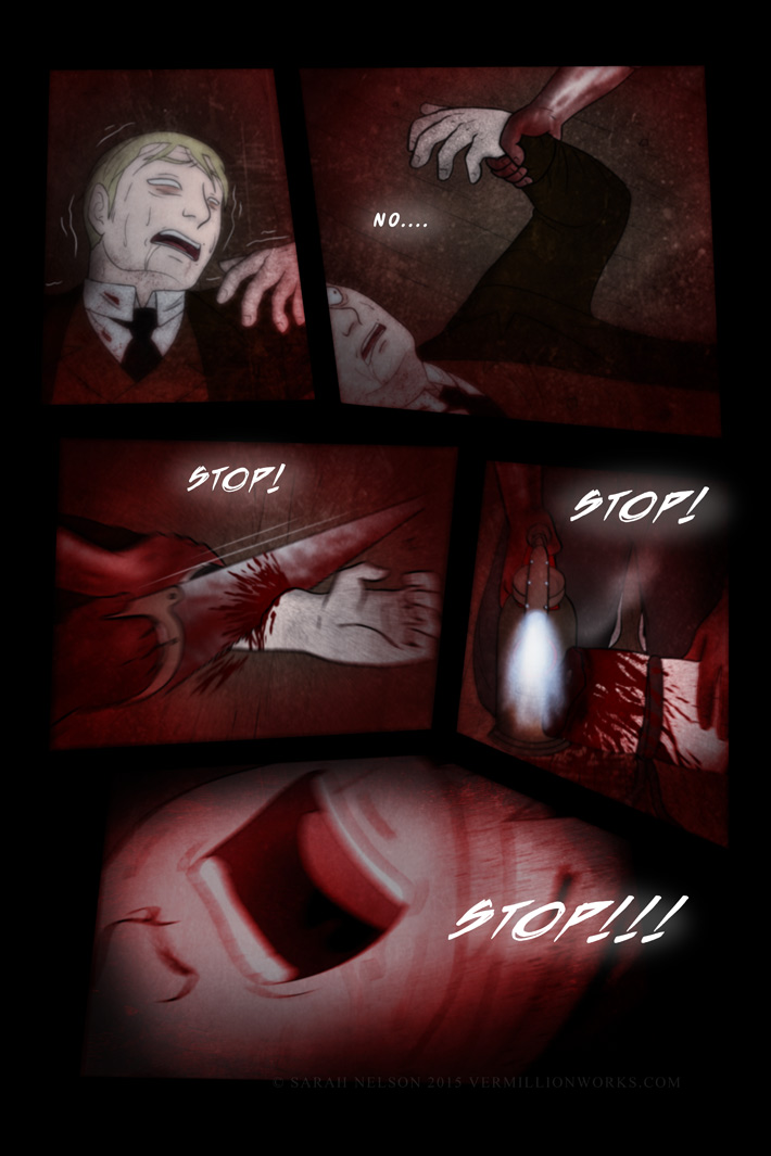 Chapter 6, Page 18: Mutilated