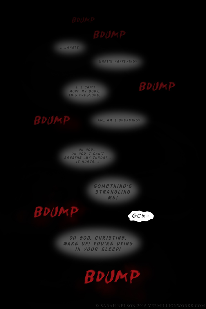 Chapter 7, Page 18: Pitch Black