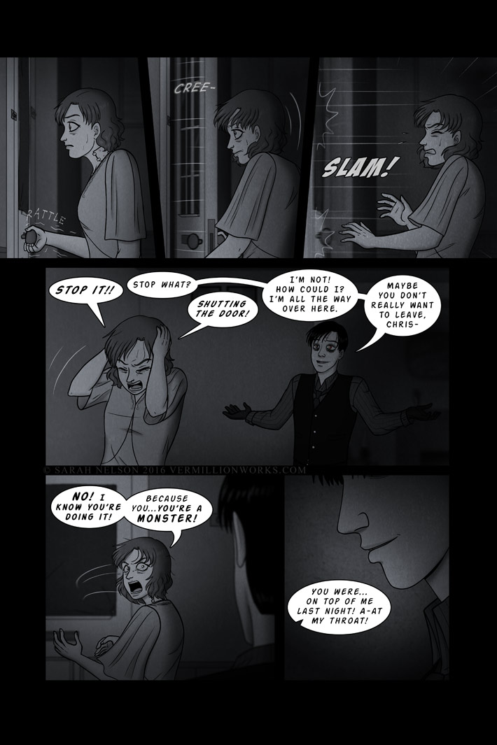 Chapter 8, Page 10: Monster