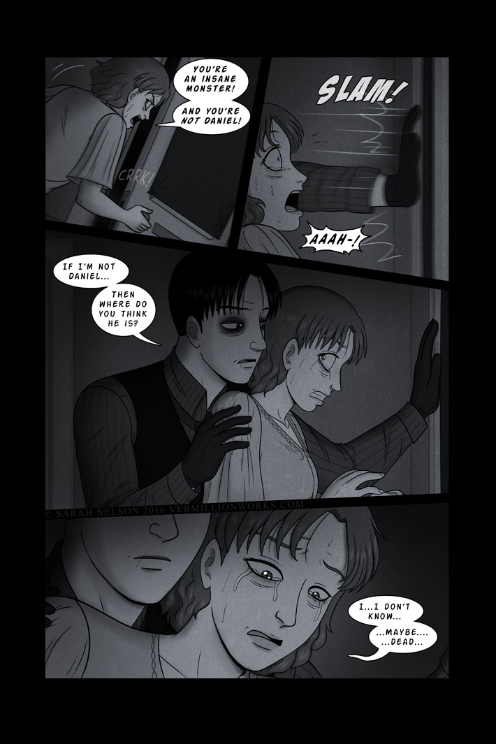 Chapter 8, Page 11: Lost Soul