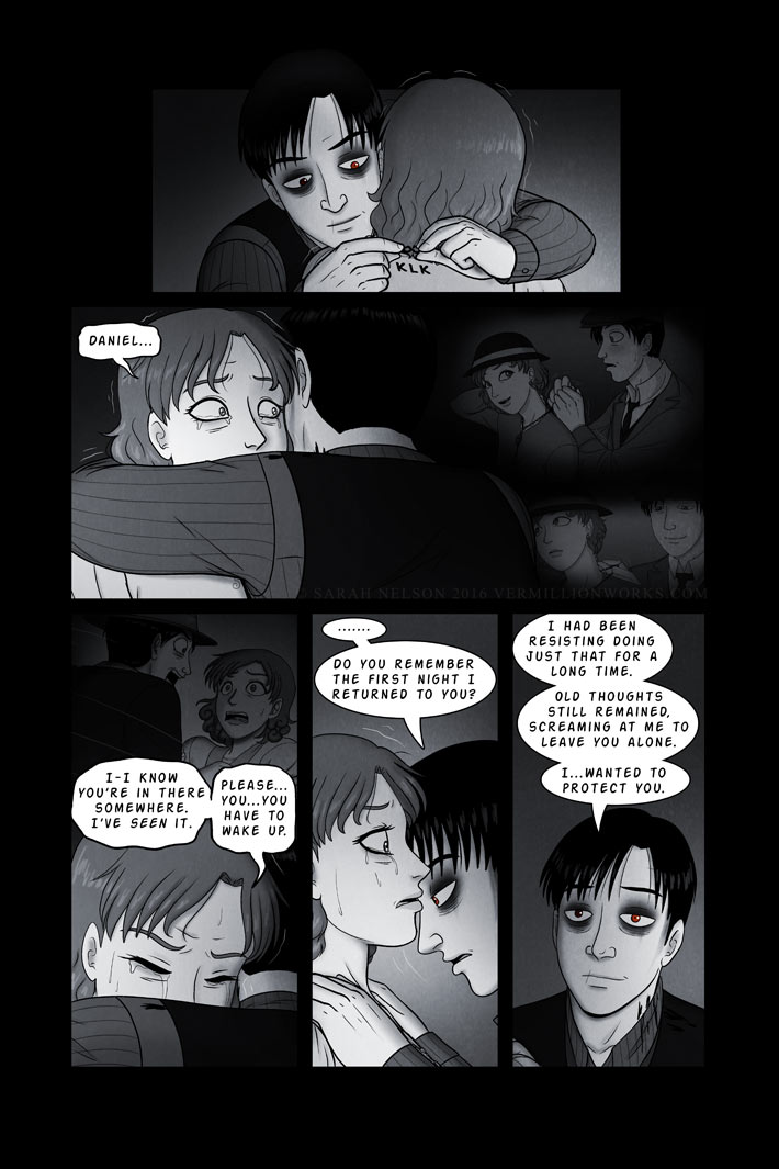 Chapter 8, Page 20: Of Two Minds