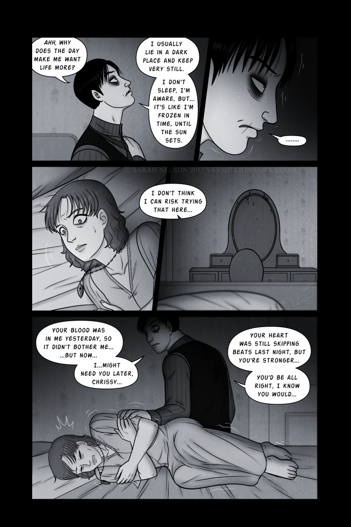 Chapter 9, Page 7: Like The Dead
