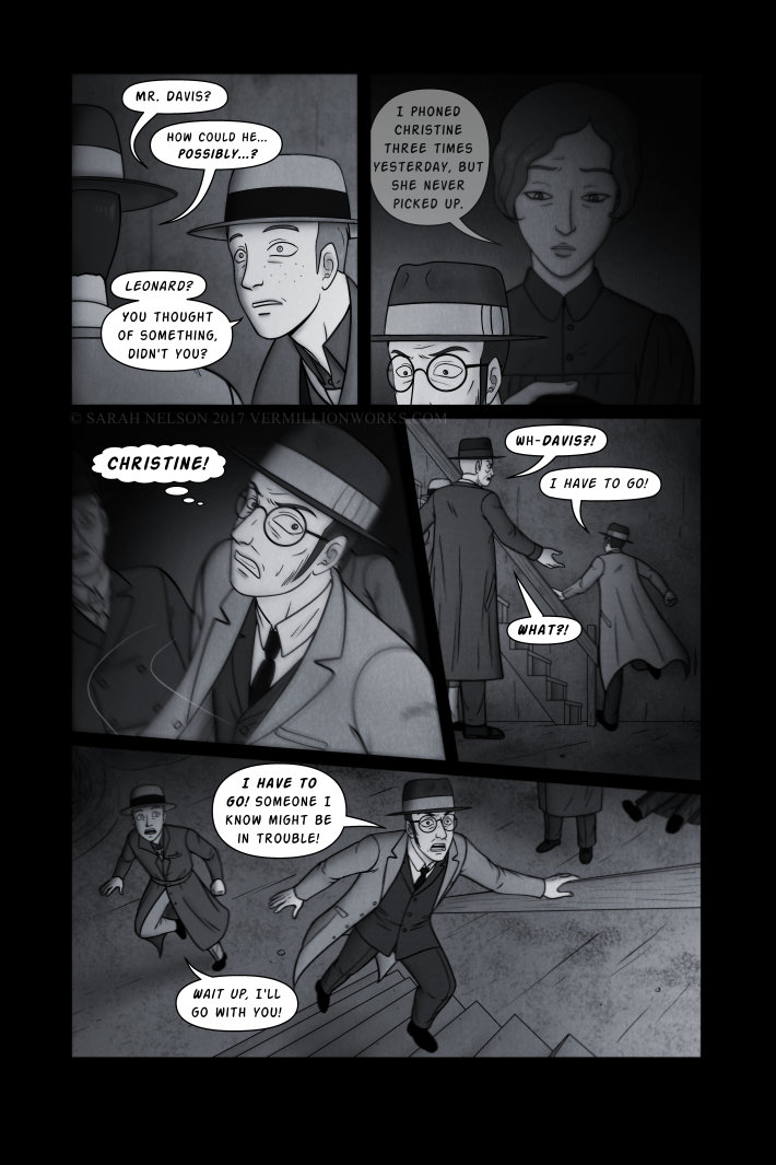 Chapter 9, Page 13: Spring Into Action