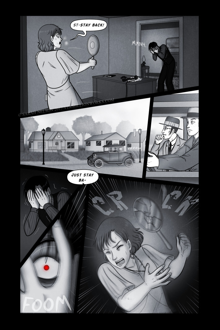 Chapter 9, Page 20: Shattered