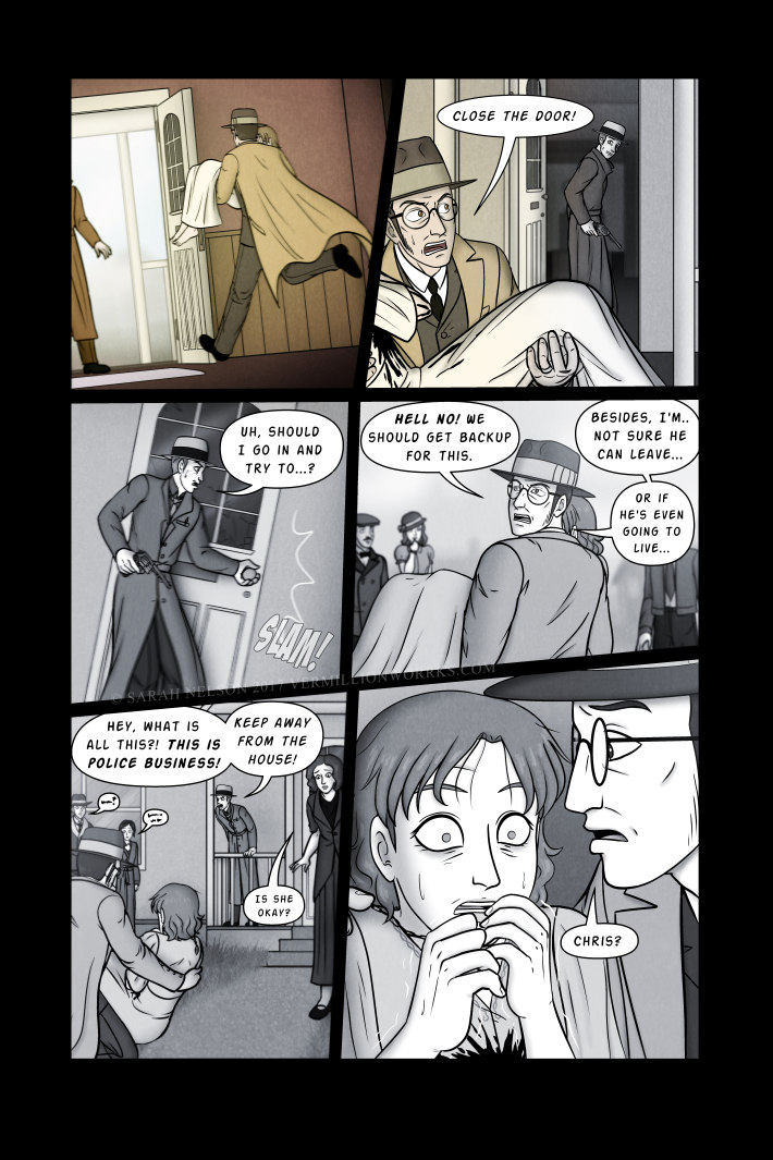 Chapter 9, Page 28: Moment Of Reprieve