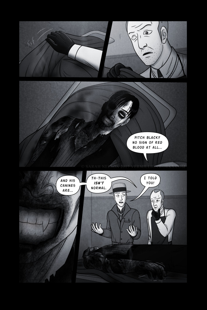 Chapter 10, Page 5: Scorched