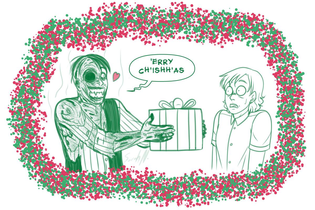 Merry Crispmas – Be Back In January!
