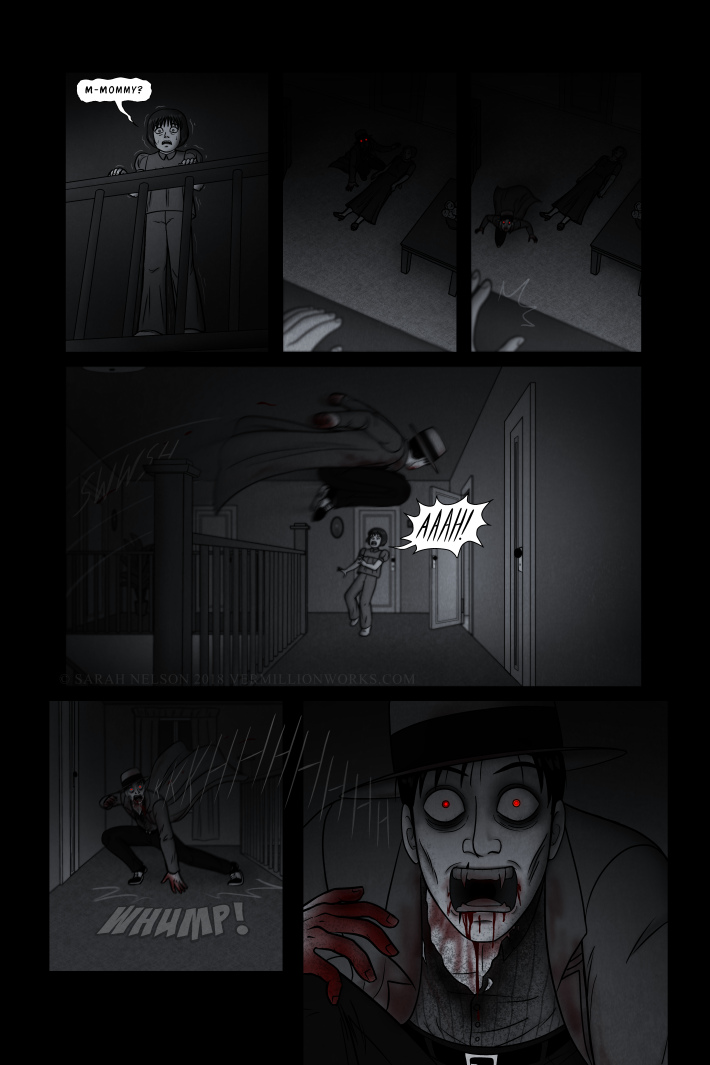 Chapter 10, Page 16: Waking Nightmare