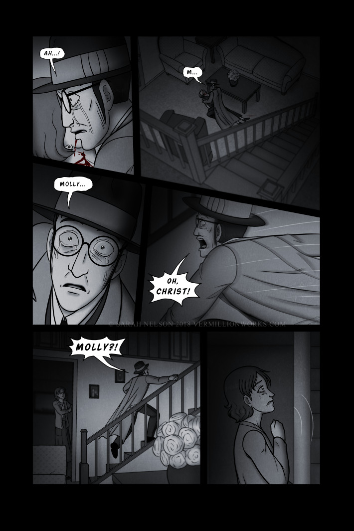 Chapter 10, Page 25: Upstairs