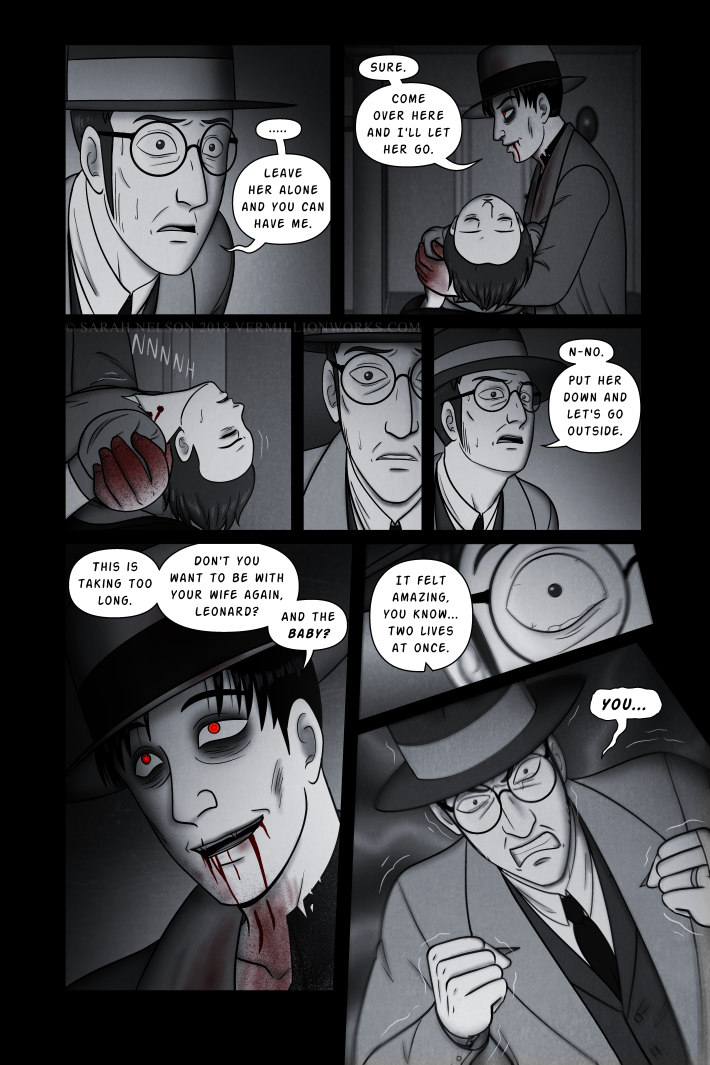 Chapter 10, Page 28: Baited