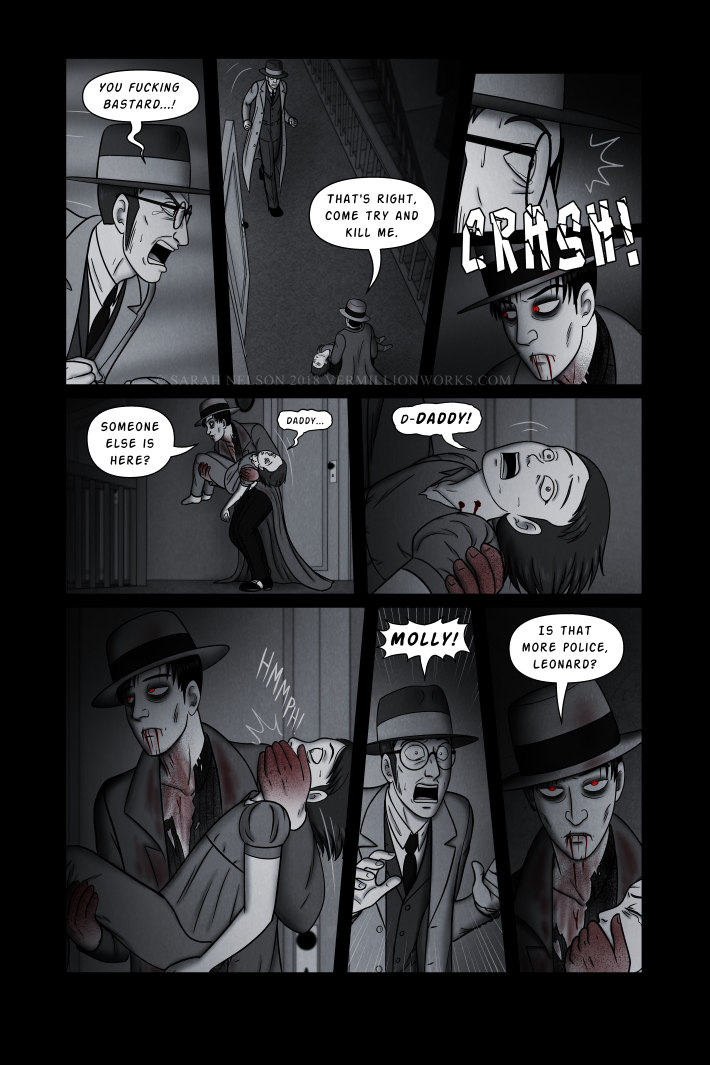 Chapter 10, Page 29: Party Crasher