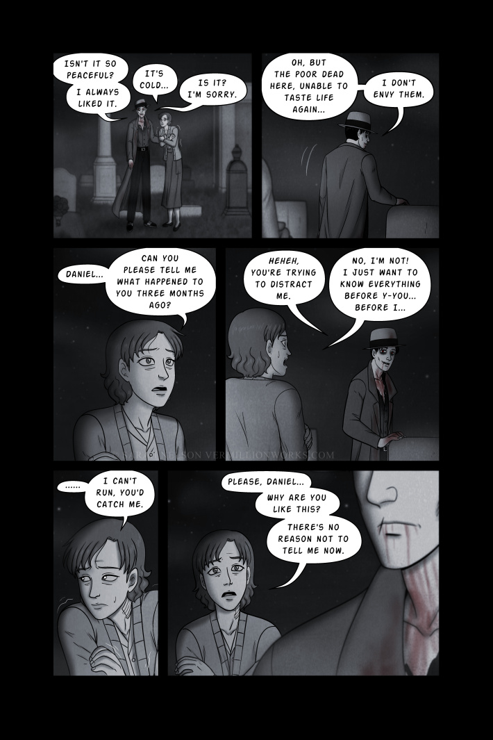 Chapter 11, Page 2: The Cemetery