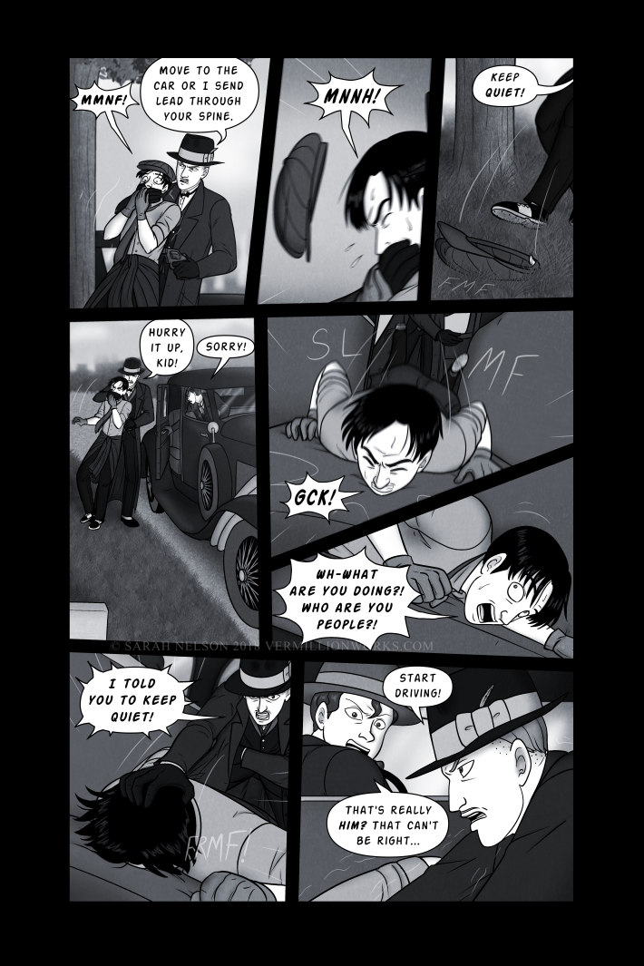 Chapter 11, Page 6: Abducted