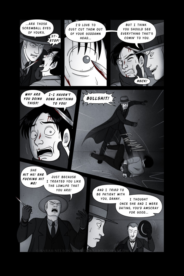 Chapter 11, Page 10: Screwballs