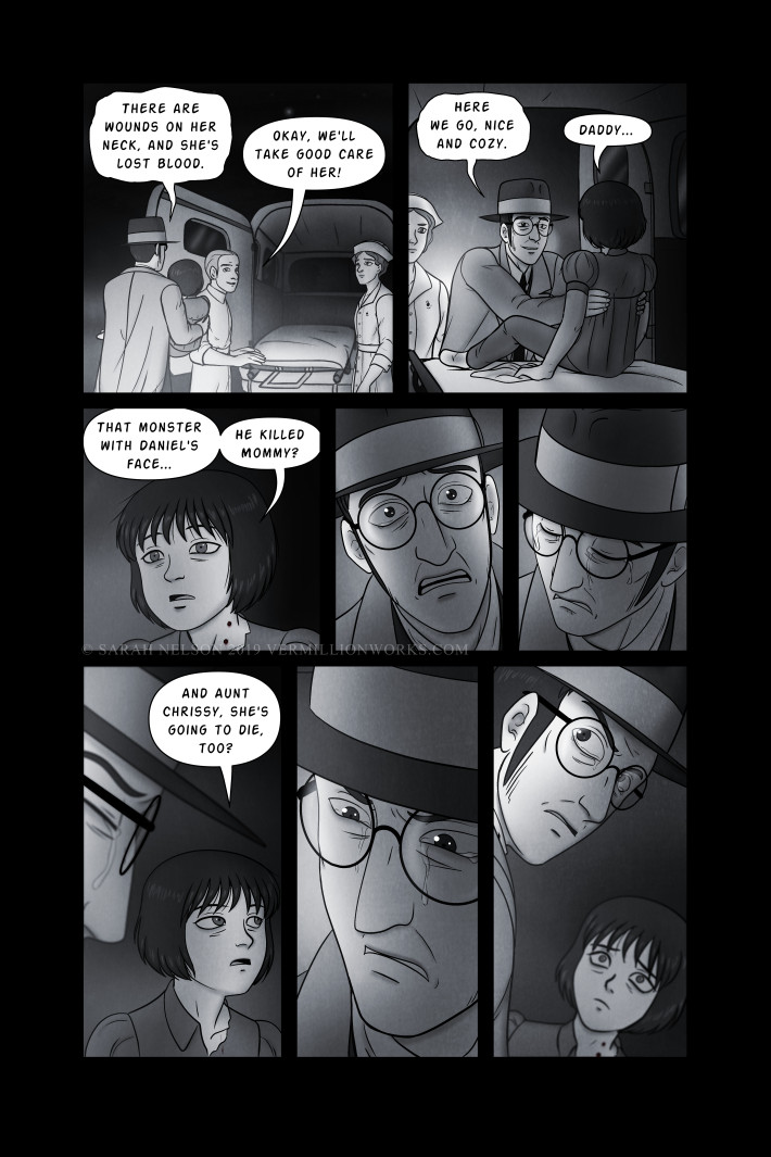 Chapter 11, Page 15: Hindsight