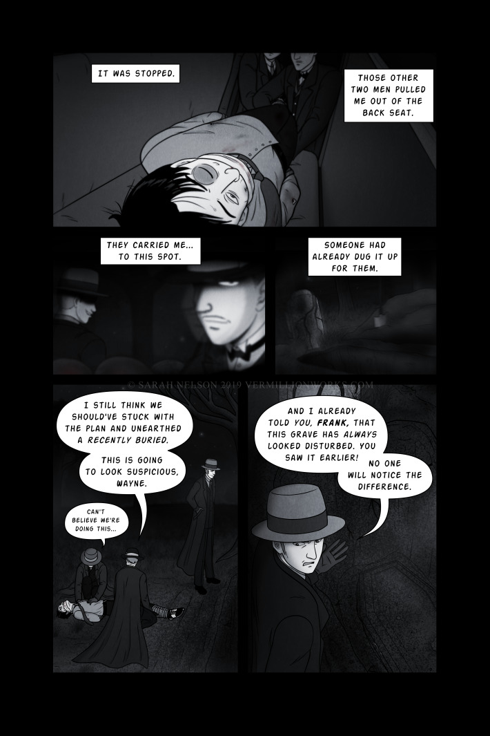 Chapter 11, Page 17: Rotten Earth