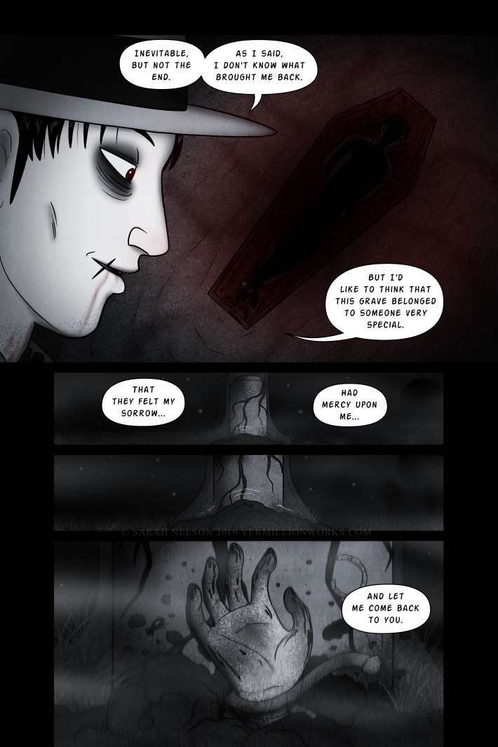 Chapter 11, Page 27: Risen from the Grave