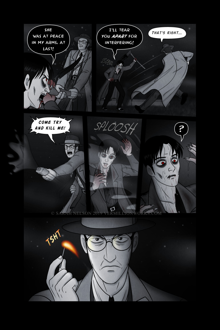 Chapter 11, Page 33: Firewater