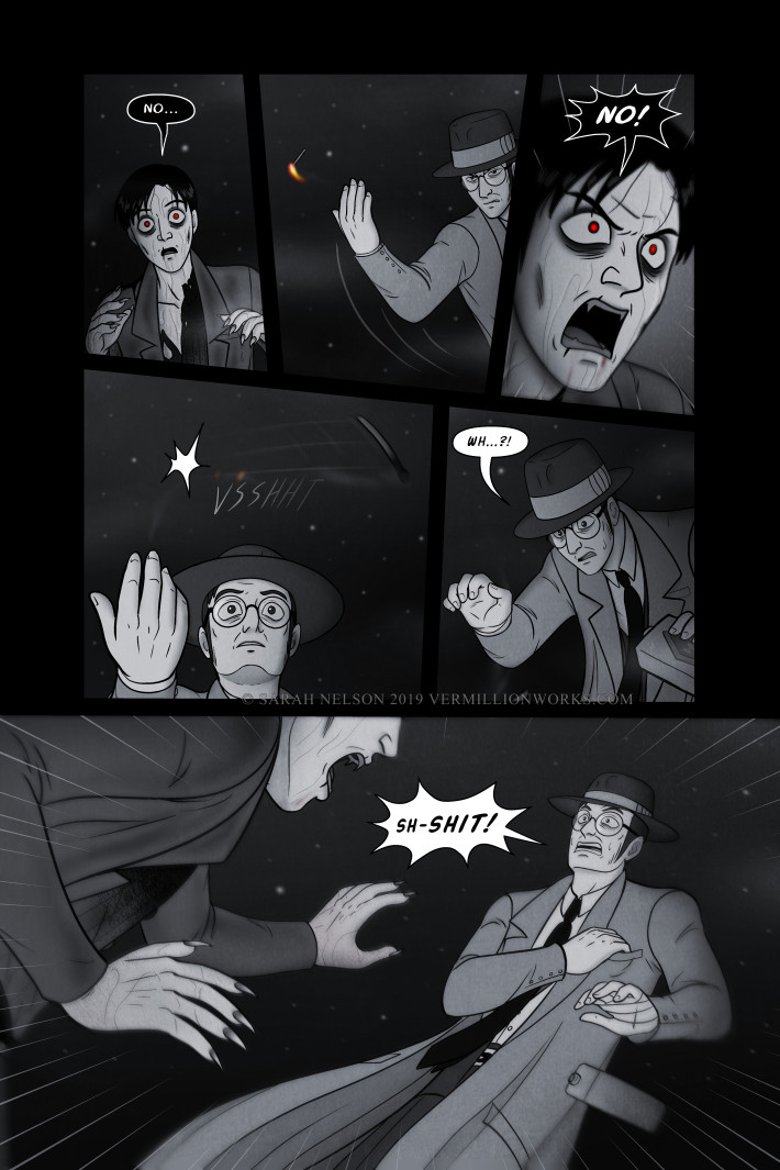 Chapter 11, Page 34: Foiled Again